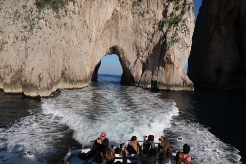 Arco do Amor, Capri