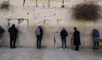 Orações no muro das lamentações