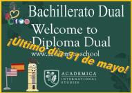 Colegio del Buen Consejo, Diploma Dual, último día 31 de mayo