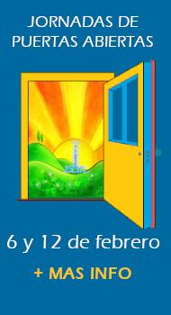 Jornadas de Puertas Abiertas, febrero del 2020, Colegio del Buen Consejo