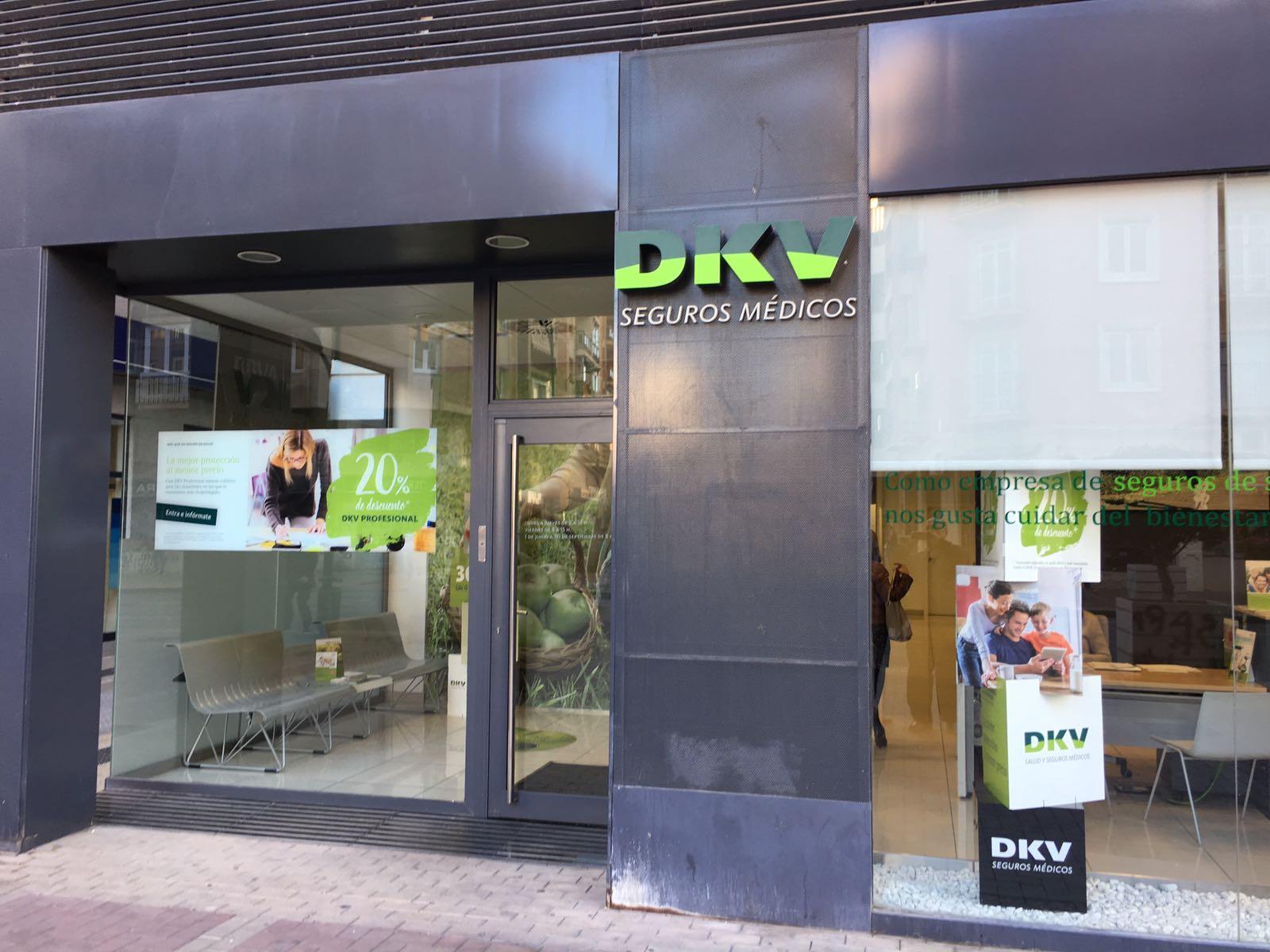 Oficina DKV Seguros Málaga