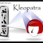 Kleopatra: Cifrado gráfico de archivos con PGP