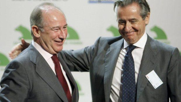 Rodrigo Rato y Miguel Blesa, dos hombres y un destino