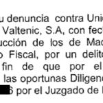 La Fiscalía de Madrid imputa un delito de estafa a la tasadora de Unión de Créditos Inmobiliarios
