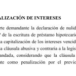 El juzgado de cláusulas suelo de Toledo reconoce la abusividad del pacto de anatocismo