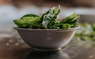Cocina con Buenmercadoacasa: Pastel de espinacas