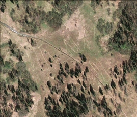 En los Montes Urales han encontrado un geoglifo gigante