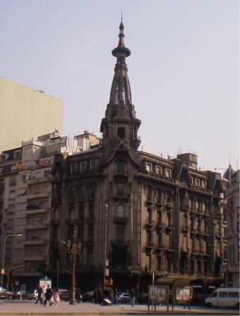 Confiteria Del Molino, an Abandoned Landmark