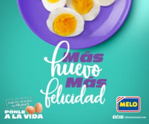 dia del huevo MELO