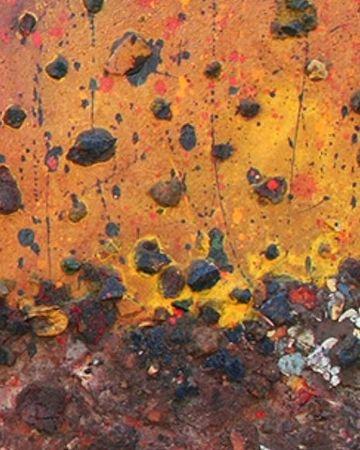 Ausstellung Eva Recordon Abstrakte Expressive Experimentelle