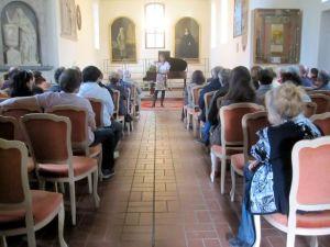 Konzerte in der Schloßkirche
