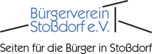 Bürgerverein Stoßdorf e.V. – Seiten für die Bürger in Stoßdorf