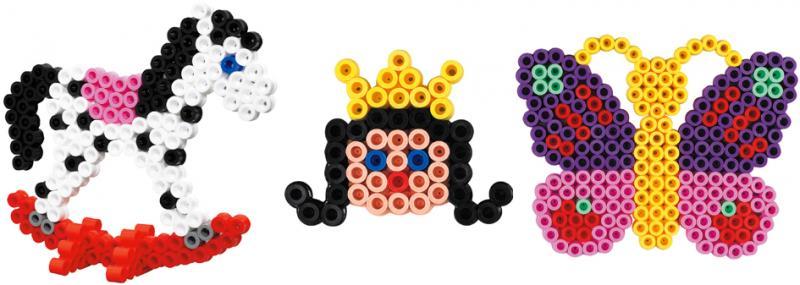Erklarung Maxi Perlen Hama Bugelperlen Bugelperlen In Mini