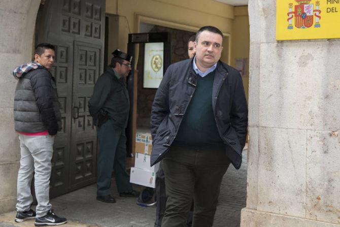 CGPJ añade juez de refuerzo para el juzgado del 'caso Taula'