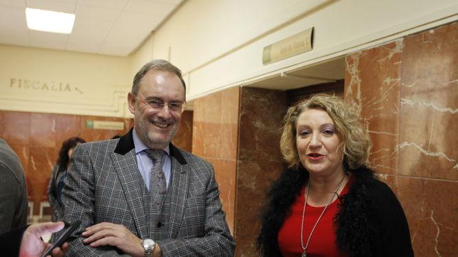 La presidenta Audiencia Provincial de Almería solicita más medios para los juzgados