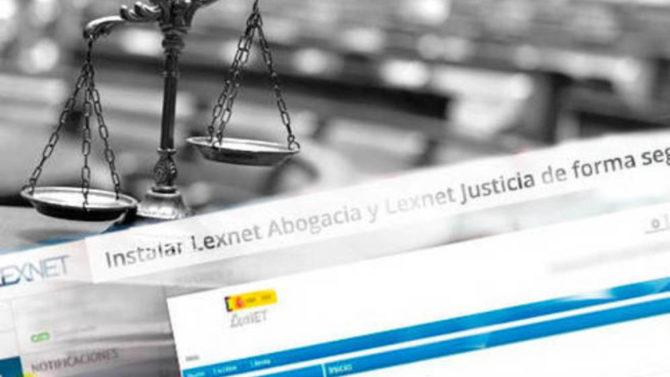 CGPJ investigará si los fallos de LexNET violaron la protección de datos