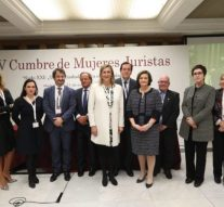 La cumbre de Mujeres Juristas se celebrará en Madrid en octubre