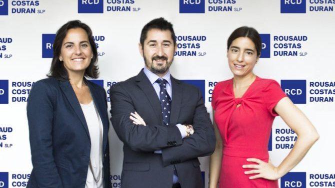 Bufete Rousaud Costas Duran ficha como Fiscal a Lucas Espada