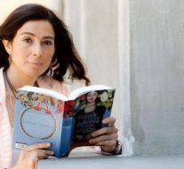 Cristina López Barrio pasa de ejercer de letrada a escritora