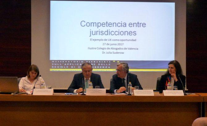 Real Academia Valenciana de Jurisprudencia entrega su I Premio de Estudios Jurídicos