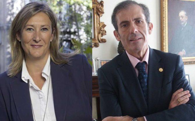 Sonia Gumpert y Francisco Javier Lara ganan la Cruz de San Raimundo de Peñafort