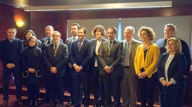 Junta Colegio de Abogados de Pontevedra toma posesión tras las elecciones