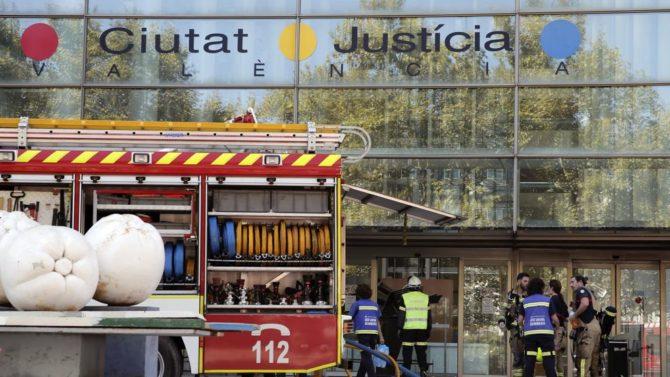 Valencia contrata siete jueces más para los 2.000 juicios suspendidos por el incendio