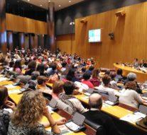 Colegio de Badajoz dona recursos al Fondo de Becas Soledad Cazorla