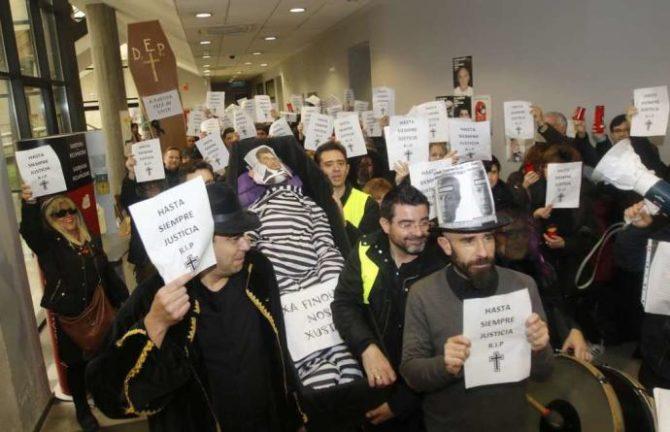 ICACOR advierte de las consecuencias de la huelga de justicia