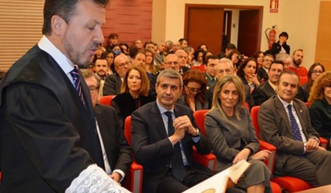 Ángel José Cervantes, nuevo Decano del Colegio de Abogados de Toledo