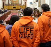 Abogacía sevillana apoya a los bomberos detenidos en Grecia