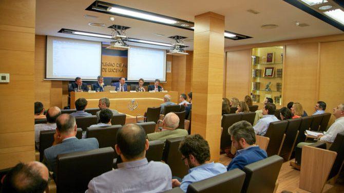 ICA Lucena celebra Jornada sobre habilidades profesionales del abogado