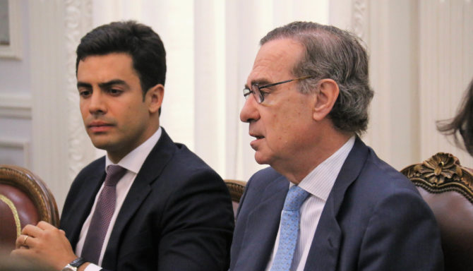 ICAM participa en un desayuno informativo con la prensa en Madrid
