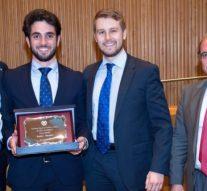 Universidad Carlos III consigue la Copa Máster de Debate Jurídico 2018