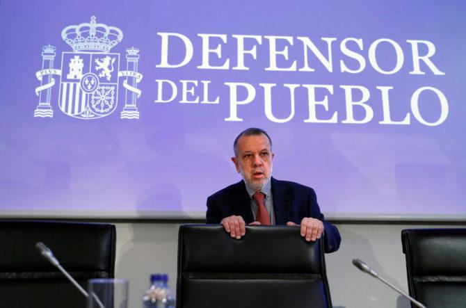 Defensor del Pueblo presenta reforma del sistema de internamiento de extranjeros
