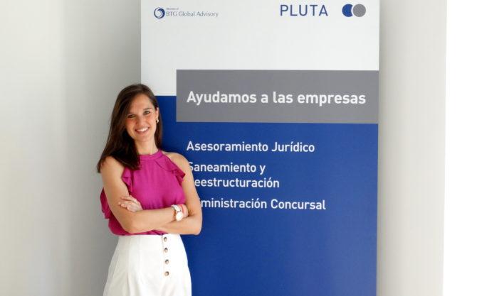 PLUTA España aumenta su equipo con la abogada Eva Cascales
