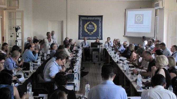 Abogacía celebra jornada de la 'Academy of European Law' en septiembre