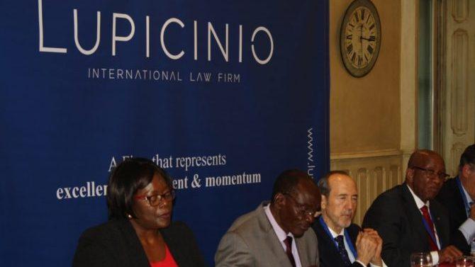 Despacho Lupicinio International fortalece su presencia en Zimbabue