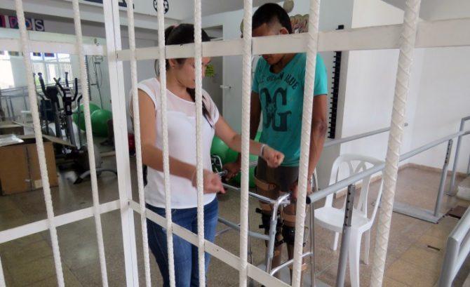 Ley Penitenciaria desatiende las necesidades de los reclusos con discapacidad