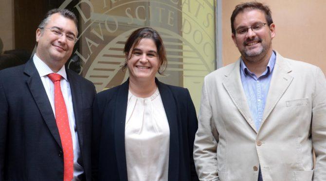 El Colegio de Abogados de Baleares aumenta su presencia en las redes sociales