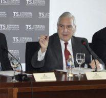 España invierte 79,1 euros por habitante en tribunales