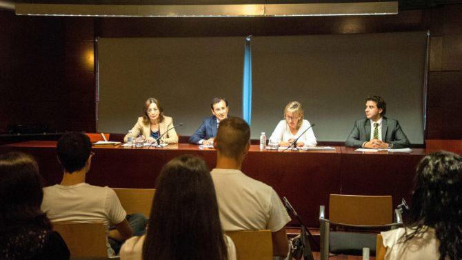 ICAPontevedra presenta nuevo curso de su 'Máster en Avogacía'