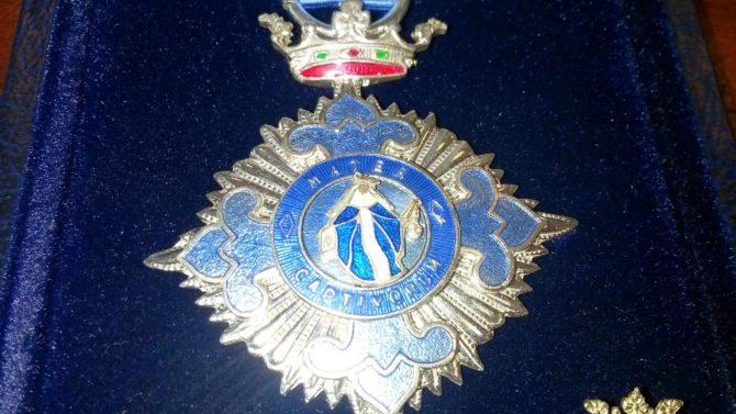 Interior concede Medalla de Plata al Mérito Social Penitenciario al SOAJP