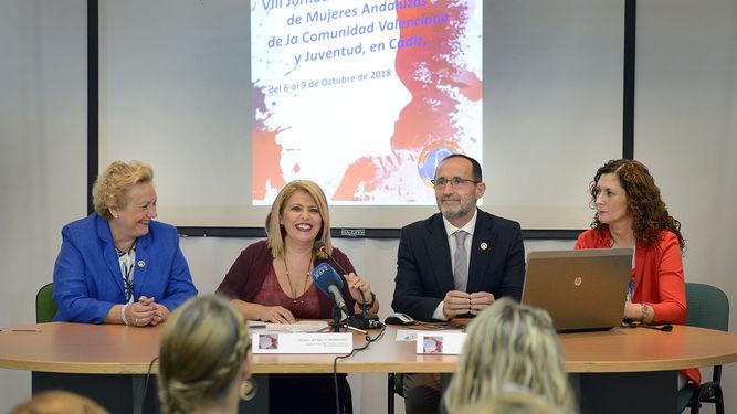 Los abogados de Jerez debaten sobre la violencia de género en las Jornadas Jurídico-Sociales