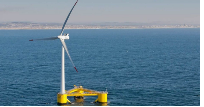 Windar y Navantia desarrollarán obra de eólica marina en Portugal