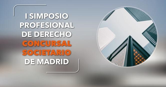 Congreso de Derecho Concursal Societario de Madrid