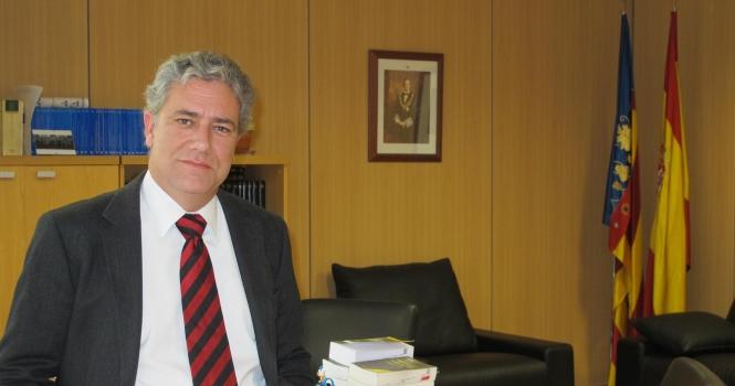 Pedro Viguer renunció para irse a la Audiencia Provincial