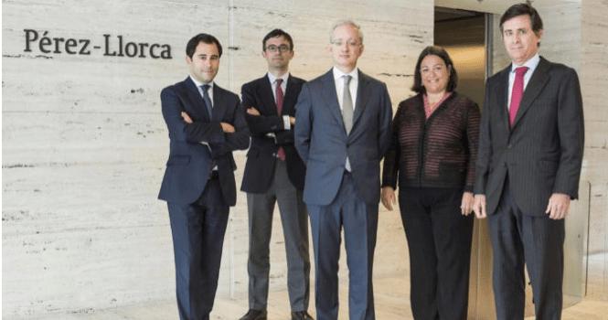 Pérez-Llorca facturó un 23% más en 2019