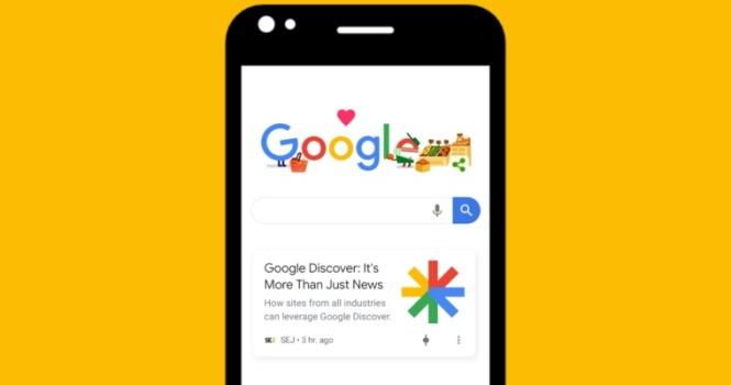 Editores españoles demandan a Google por su servicio Discover