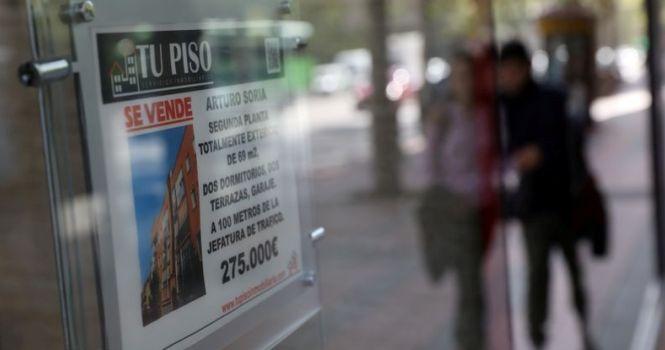 La compraventa de vivienda mantiene la caída en septiembre